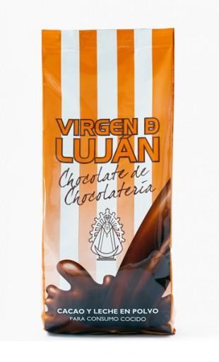Caja de 25 paquetes de chocolate de 275 grs