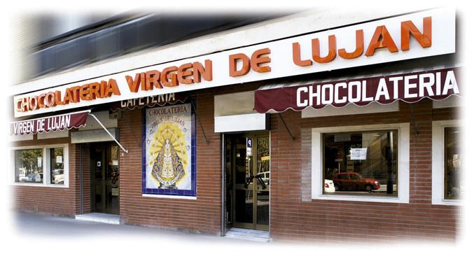 Chocolatería Virgen de Luján